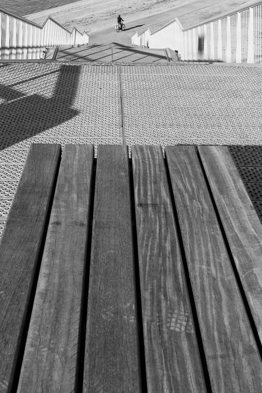 Snelbinder, Spiegelwaal, brug
