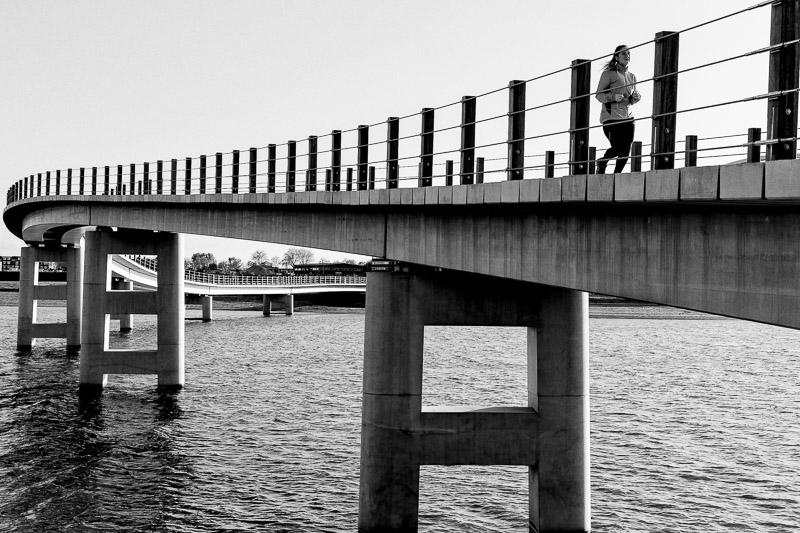 Nijmegen, Zaligebrug